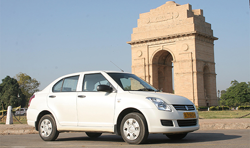 SWIFT DZIRE RENTAL