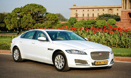 Jaguar Cars On Hire In Delhi Jaguar Xf Car